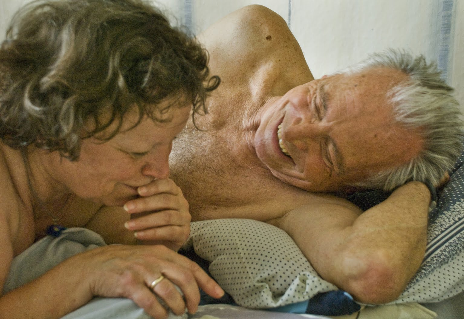 Absolutely old people having oral sex something