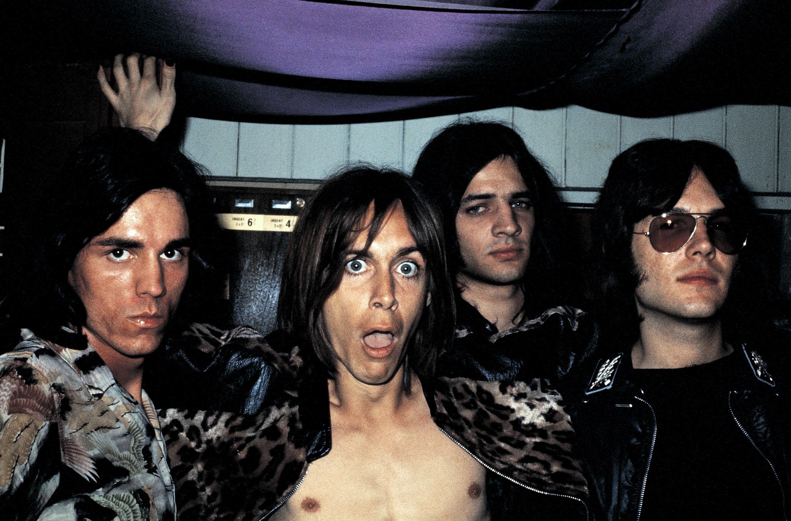 La punk band americana pubblicherà per la prima volta un disco senza Iggy Pop